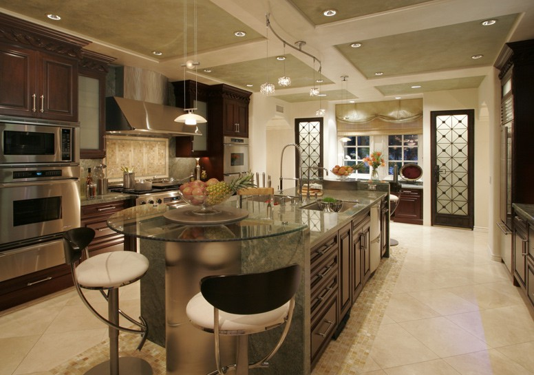 Contemporary Kitchen Design By Design Kitchens Etc Orange County